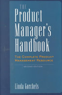 The Product Manager S Handbook Book PDF