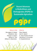 Recent Advances in Biofertilizers and Biofungicides  PGPR  for Sustainable Agriculture