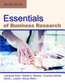 The Essentials of Business Research  Second Edition  Paperback 4C