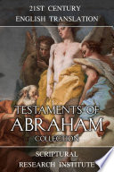 Testaments of Abraham Collection