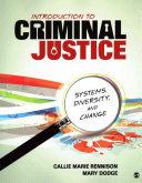 Bundle Rennison Introduction To Criminal Justice Rennison Introduction To Criminal Justice Interactive Ebook