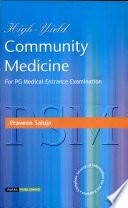HIGH YIELD COMMUNITY MEDICINE