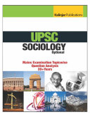 UPSC IAS Mains : SOCIOLOGY CATEGORISED PAPERS