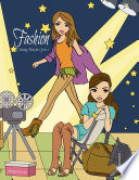 Fashion Coloring Book for Girls 1