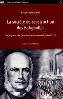La société de construction des Batignolles