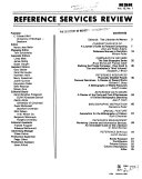Reference Services Review