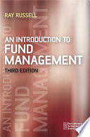 An Introduction to Fund Management Book