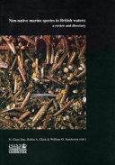 Non native Marine Species in British Waters