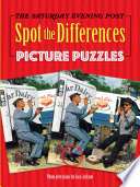 The Saturday Evening Post Spot the Differences Picture Puzzles