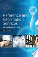 Reference and Information Services Online Book
