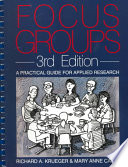 Focus Groups Book PDF