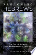 Preaching Hebrews