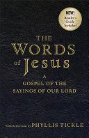The Words of Jesus Pdf/ePub eBook