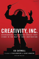 Pdf Creativity, Inc.