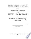 First Steps In Zulu