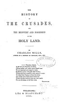 The History of the Crusades