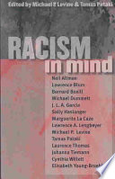 racism in mind google books  racism in mind