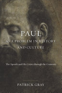 Paul as a Problem in History and Culture Pdf/ePub eBook