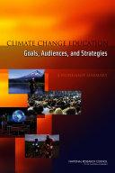 Climate Change Education