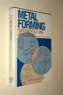 Metal Forming Book