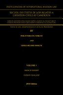 Pdf Encyclopaedia of International Aviation Law Telecharger
