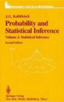 Probability And Statistical Inference Probability Book PDF