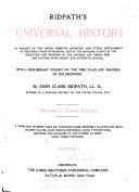 V 1 8 History Of Man