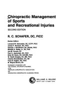 Chiropractic Management of Sports and Recreational Injuries Book