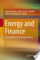 Energy and Finance