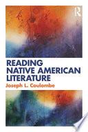 Reading Native American Literature