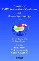International Conference On Raman Spectroscopy Proceedings Of The 18th International Conference On Raman Spectroscopy Book PDF