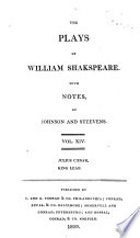 The Plays Of William Shakspeare With The Corrections And Illustr Of Various Commentators To Which Are Added Notes By's Johnson And G Steevens Revised And Augmented By I Reed With A Glossarial Index [Pdf/ePub] eBook