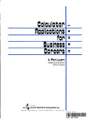 Calculator Applications for Business