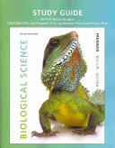 Biological Science  Study Guide Book