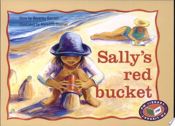 Sally's Red Bucket