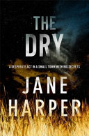 The Dry Jane Harper Cover