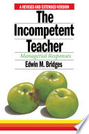 The Incompetent Teacher