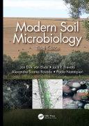Modern Soil Microbiology, Third Edition [Pdf/ePub] eBook