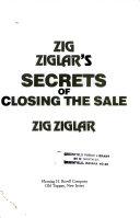 Zig Ziglar s Secrets of Closing the Sale