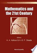 Mathematics and the 21st Century Book