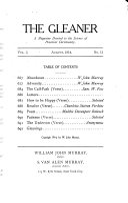 Dr  W  John Murray s Magazine