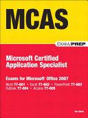 MCAS Office 2007 Exam Prep