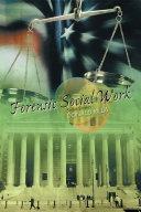 Forensic Social Work   Short Stories