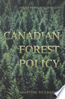 Canadian Forest Policy