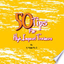 50 Tips for High Impact Training