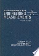 Instrumentation for Engineering Measurements