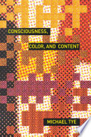 Consciousness  Color  and Content Book PDF