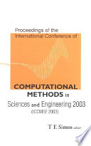 Computational Methods in Sciences and Engineering 2003