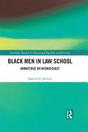Black Men in Law School