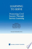 Learning to Serve Book